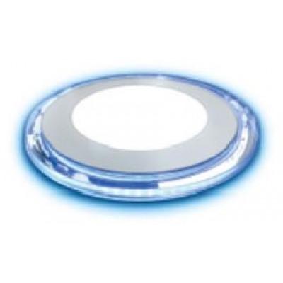 Светильник Universal 6Вт круг белый подсветка