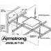 Подвесная система JAVELIN Armstrong