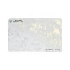Кассета 300х300 Cesal 511 белый мрамор